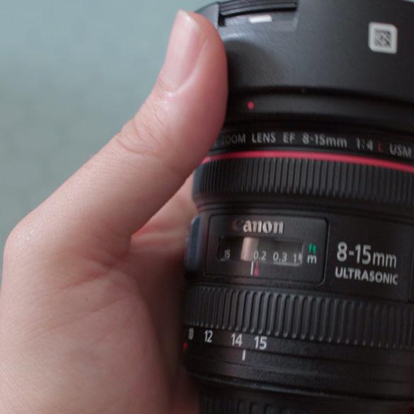 Canon 8-15 f4L